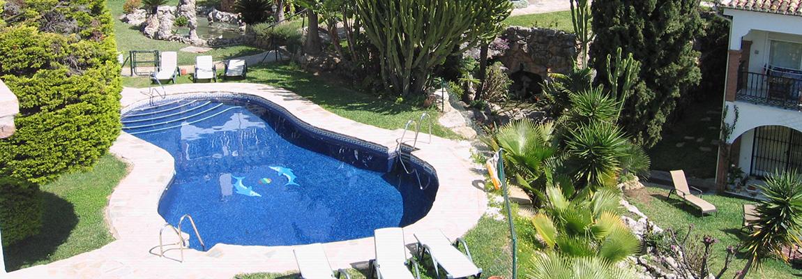 Nyd den dejlige pool